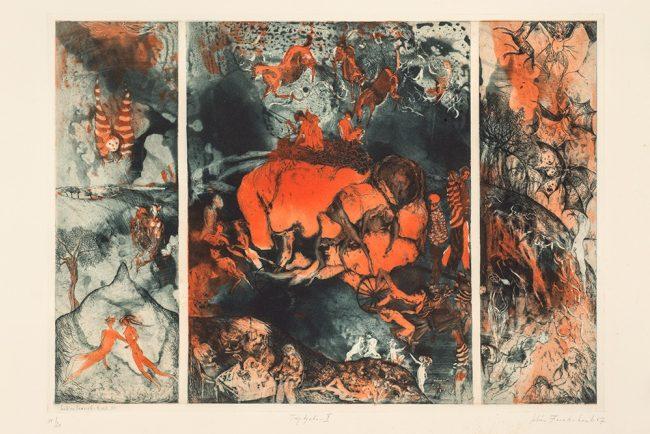 Triptychon II