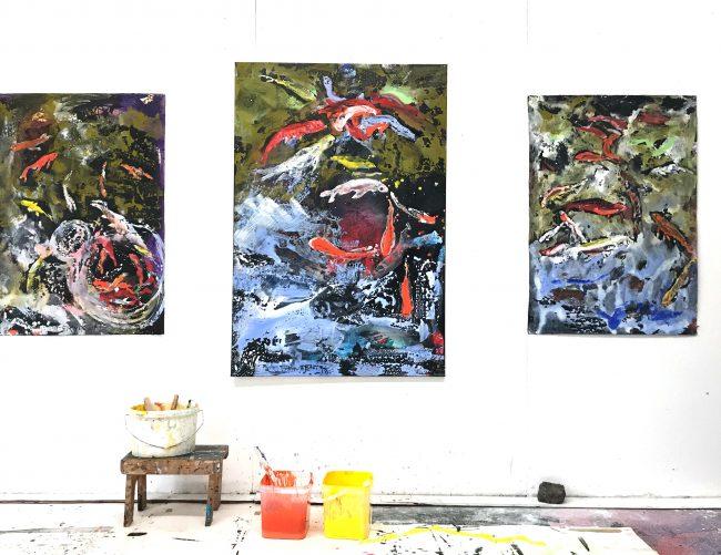 Atelier > turbulent flow