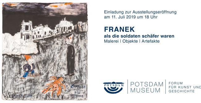 Einladung Potsdam Museum