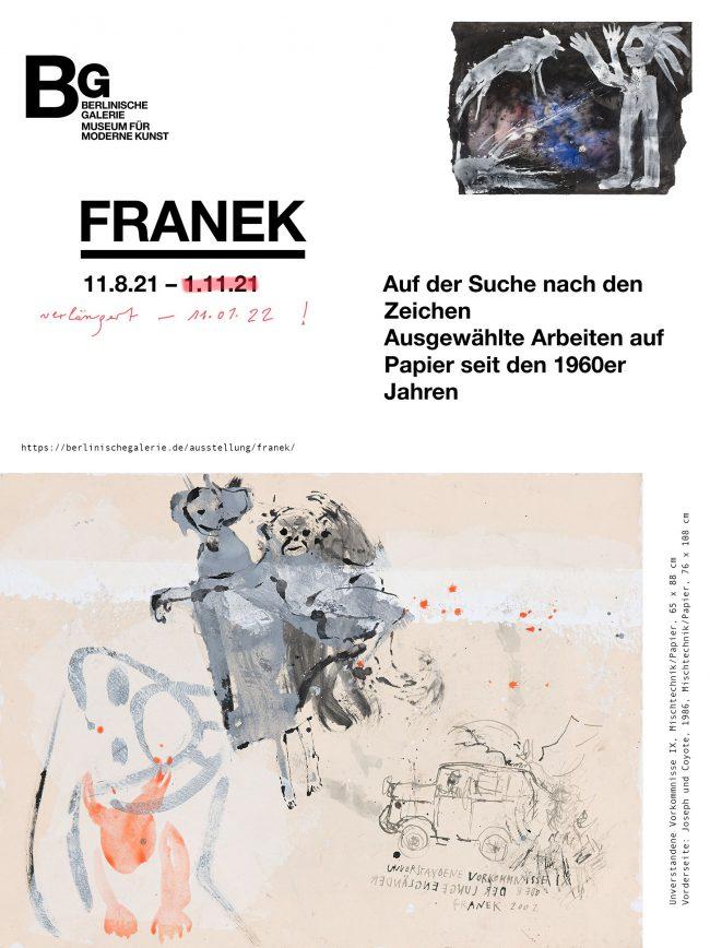 Ausstellung Berlinische Galerie MUSEUM FÜR MODERNE KUNST