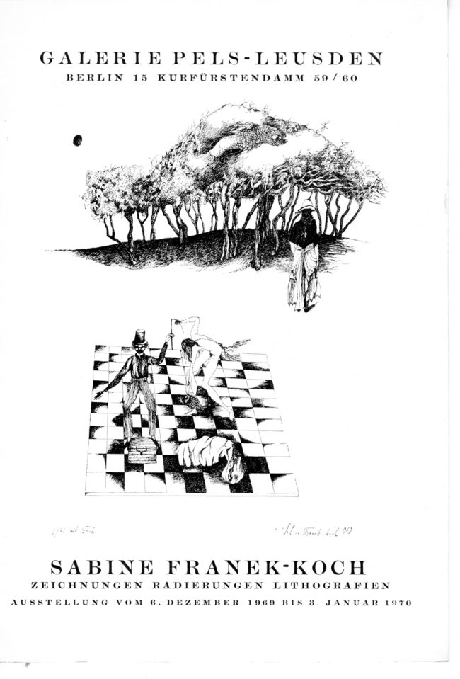Sabine Franek-Koch- Galerie Pels Leusden