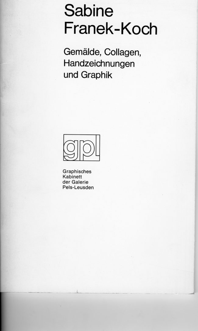W 1973 Galerie Pels Leusde617