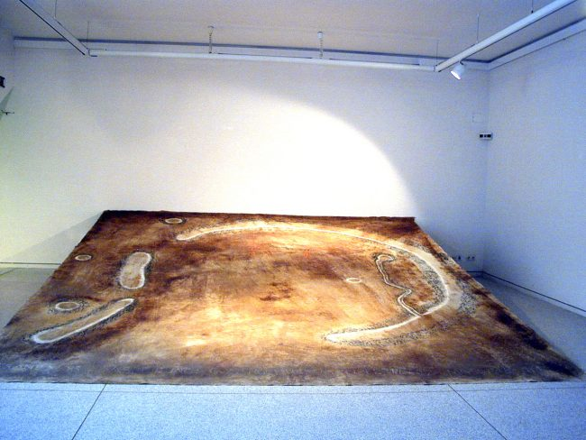 Sacrificial Site in Heidelberger Kunstverein