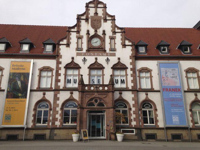 Kunstmuseum  Mülheim
