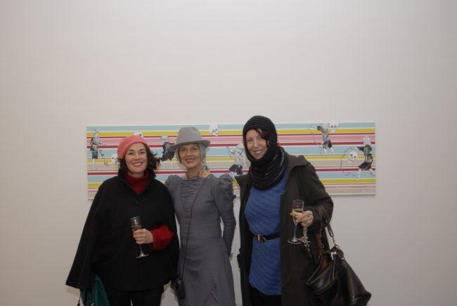Kunstraum Potsdam - Fiona Bennett, FRANEK, Claudia Skoda