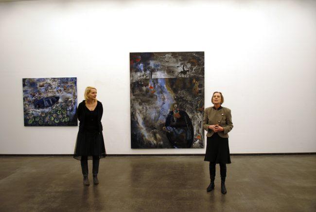 Kunstraum Potsdam - Katja Dietrich-Kröck und Dorothée Willert