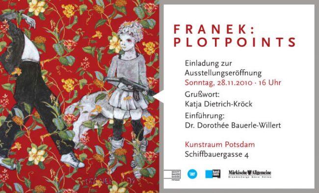 Kunstraum Potsdam Einladung
