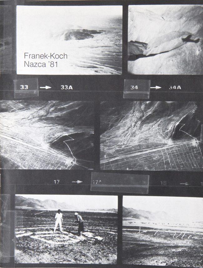 """Franek- Koch """"Nazca"""" Stipendiaten in der Kommunalen Galerie Berlin"""
