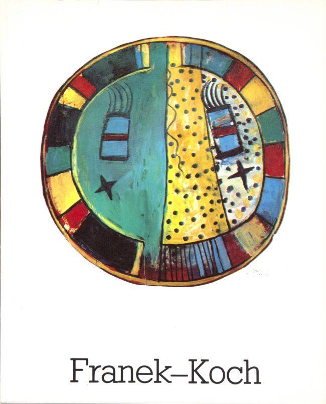 W 1982  Franek  Koch  Zeichen  Symbole  Bilder  Schriften  Mã¤Rkisches  Museum  Witten  Img 1533