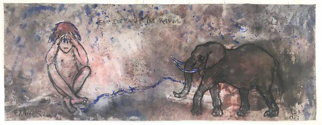 Ein Elefant im Raum