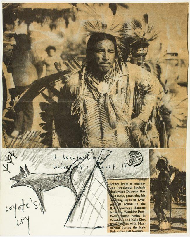 Lakota Tagebuch S.4